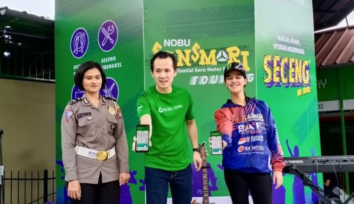 Kenalkan Nobu ePay, Nobu Bank Gelar Sansmori - Warta Ekonomi
