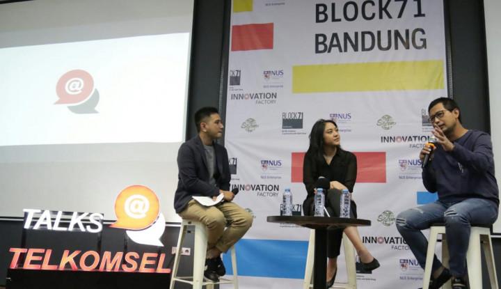 Putri Tanjung Berbagi Rahasia Sukses Hadapi 4.0 Bagi Milenial - Warta Ekonomi