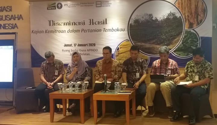 Kemitraan, Kunci Peningkatan Kesejahteraan Petani Tembakau - Warta Ekonomi