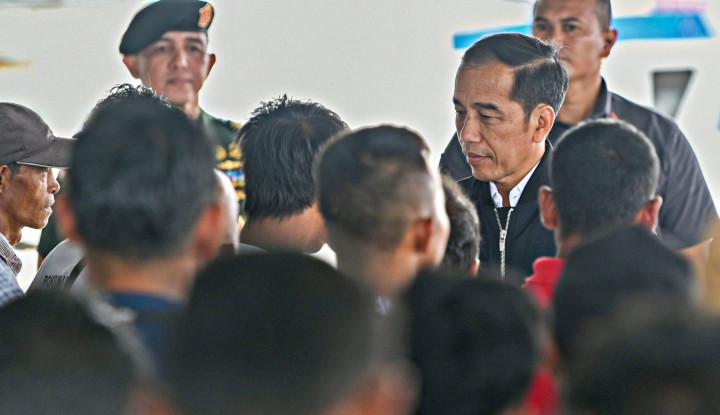 Tok Tok Tok! Pria yang Ancam Bakal Bunuh Jokowi dan Wiranto Dinyatakan Bebas! - Warta Ekonomi