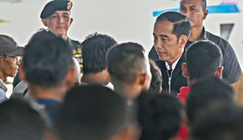 Tok Tok Tok! Pria yang Ancam Bakal Bunuh Jokowi dan Wiranto Dinyatakan Bebas!