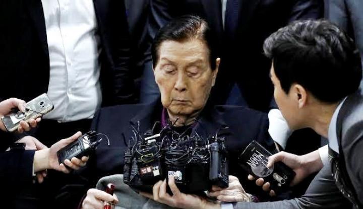Foto Berita Pendiri Lotte Group Tutup Usia, Ini Sepak Terjangnya