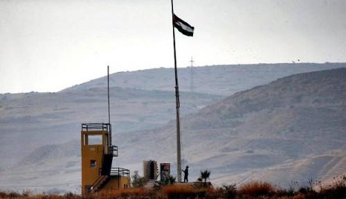 RUU Larang Impor Gas Israel Disahkan Yordania