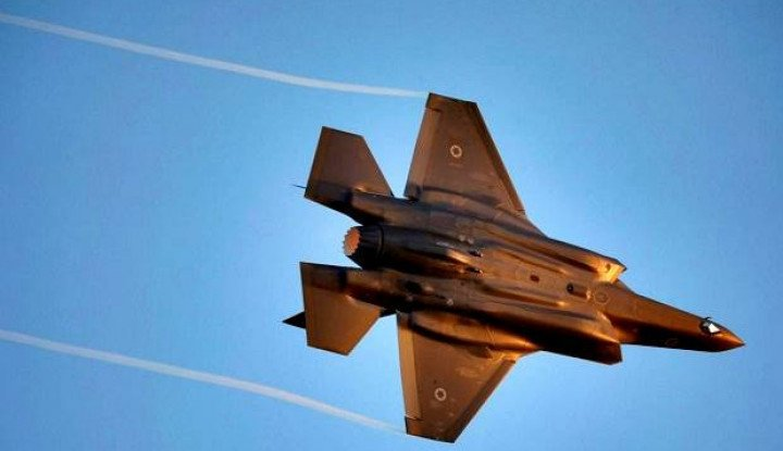 Jet Tempur Siluman F-35 Israel Muncul di Pusat Penelitian Nuklir - Warta Ekonomi