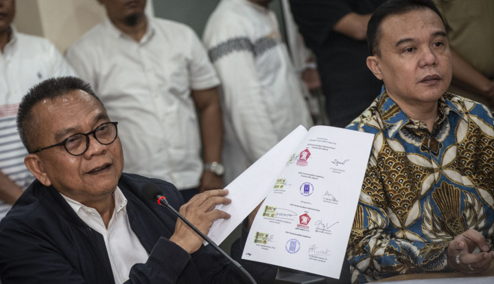 Taufik Gerindra Minta Vaksin COVID untuk Anak-Istri Anggota Dewan, 'Paling 300, Sedikit'