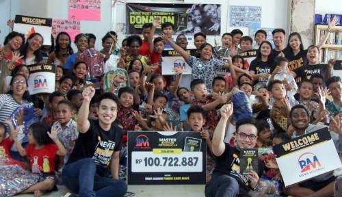 Foto Richard Putra Hasilkan Puluhan Miliar dari Instagram, Donasikan 100 Juta dari Jualan Buku