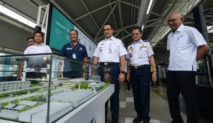 Polemik Revitalisasi Monas, Gubernur Terbang Surabaya, Eh Pak Sekda yang Kasih Penjelasan - Warta Ekonomi