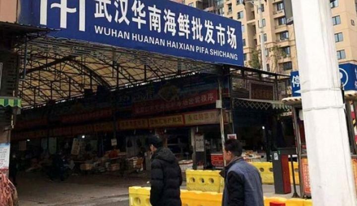 Tegas China: Kami Sanggup Tangani Virus Corona - Warta Ekonomi