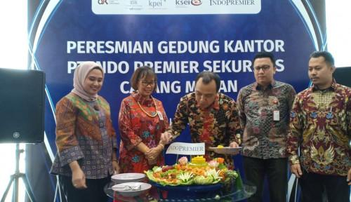 Foto IndoPremier Jadikan Medan Kota Utama Pengembangan Bisnis