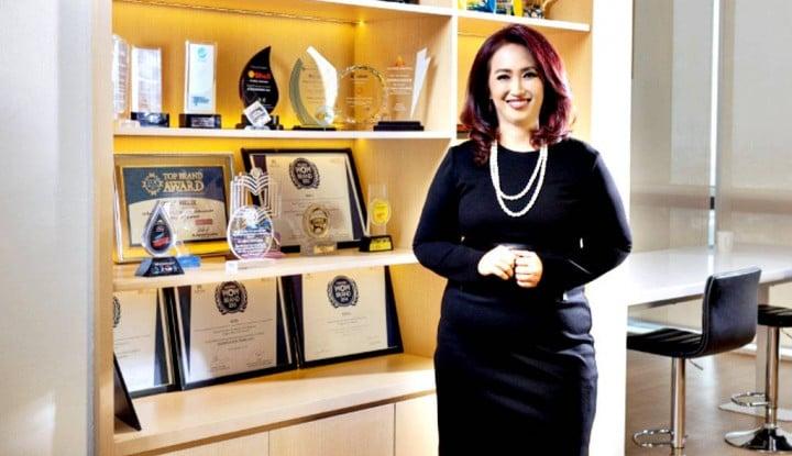 Sosok Dian Andyasuri, Wanita Pertama yang Jadi Presdir Shell Indonesia - Warta Ekonomi