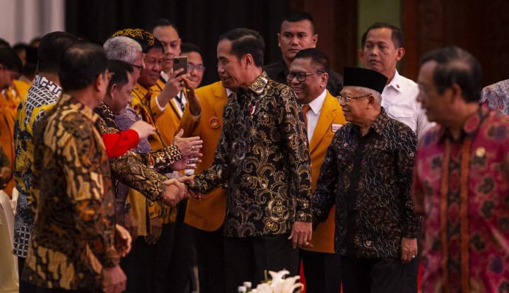 Jokowi Dukung Hanura Sukses di Pilkada 2020 - Warta Ekonomi