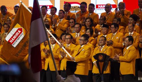 Foto OSO: Tak Ada Lagi Politik Saling Jegal dan Menggunting dalam Lipatan