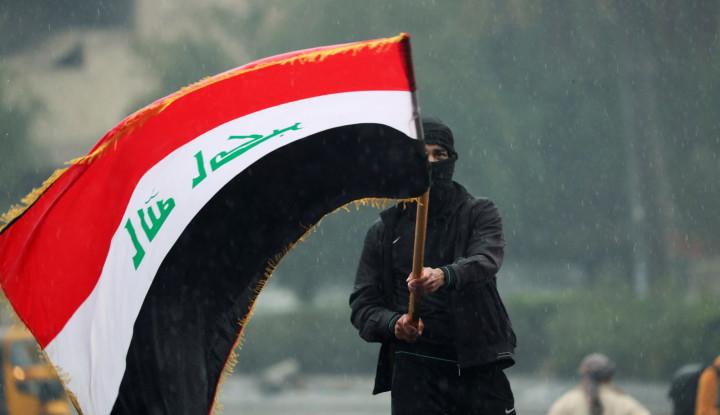 Jika Dihitung, Cuma Ada 1 dari 5 Warga Irak yang Mau Pakai Masker