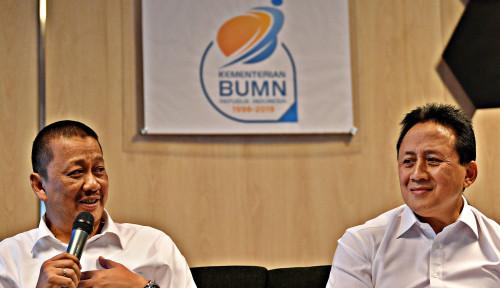 Foto Dirut Garuda Indonesia Pastikan Terus Pantau Pergerakan Virus Korona