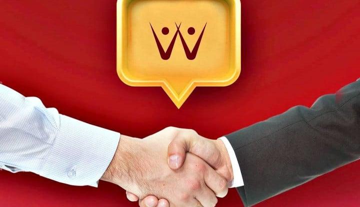 KoinWorks Gandeng 4.000 UKM untuk Tingkatkan Usahanya - Warta Ekonomi