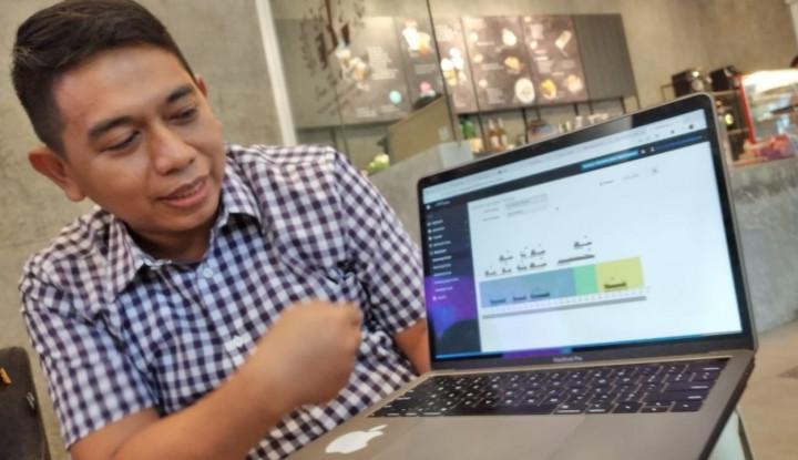 Keren, Pelindo III Ciptakan Aplikasi Pendeteksi BBM dan Data - Warta Ekonomi