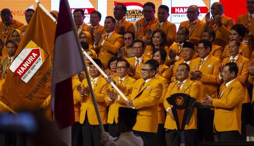 Foto Partai OSO Gak Kuat Ambang Batas Parlemen 5 Persen, Minta...