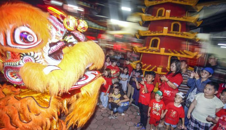 Tahun Baru Imlek, Gubernur Jakarta: Tahun Tikus Logam Bawa Kesejahteraan - Warta Ekonomi