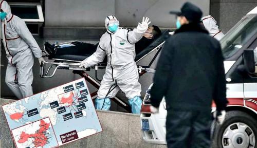 Iih... Jumlah Kematian Akbat Corona Kalahkan Epidemi SARS