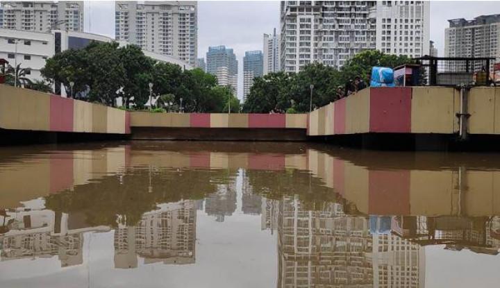 Banjir, PUPR Ungkap Drainase Kemayoran Belum Dikaji Ulang - Warta Ekonomi