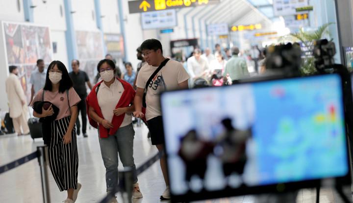 Rombongan China Tiba di Sumbar, IDI Lantang Bersuara: Mereka Termasuk Dicurigai - Warta Ekonomi