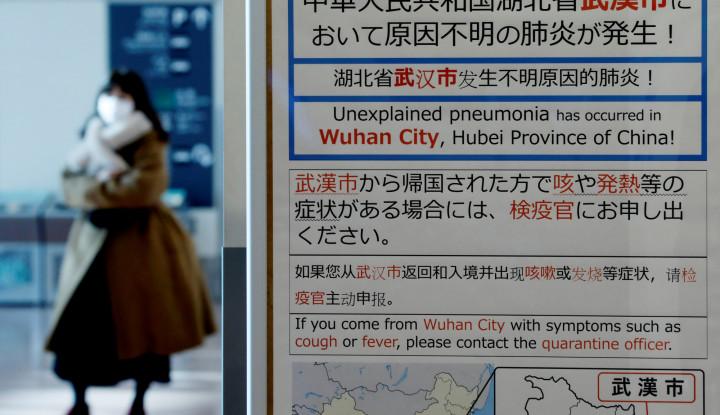 Jadi Sumber Awal Virus Corona, Wuhan Kini Bagai Kota Mati - Warta Ekonomi