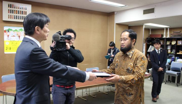 Ananda Setiyo Ivannanto, WNI yang Jadi Duta Luar Negeri Prefektur Oita Jepang - Warta Ekonomi