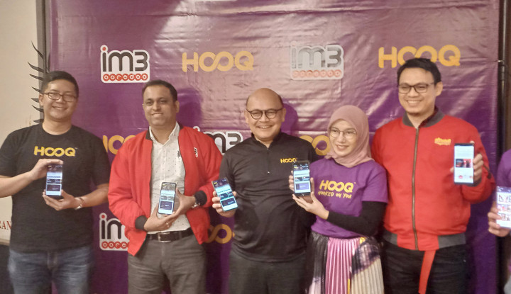 Gandeng Indosat, HOOQ Luncurkan Promo Baru - Warta Ekonomi