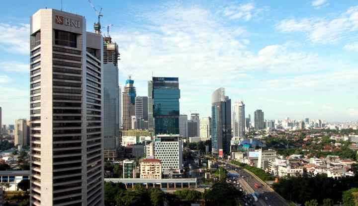Tahan Banting, Ekonomi Jakarta Tetap Cakep - Warta Ekonomi