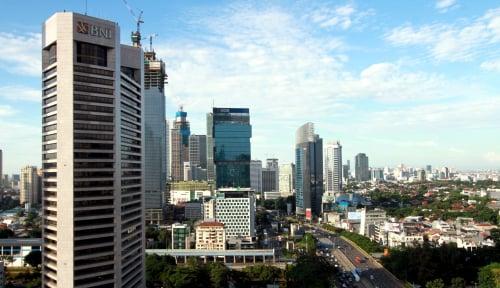 Akhir Pekan, BMKG Prediksi Cuaca Jakarta Cerah Berawan saat Pagi Hari, Namun Siang...