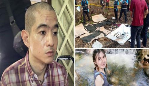 Foto Merinding, Pria Thailand Bunuh dan Kubur Ratusan Korban di Rumahnya