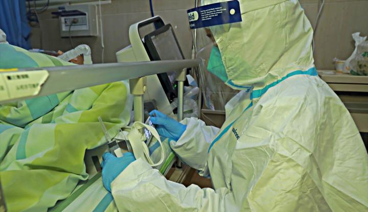 Dokter China Kasih Peringatan, Pasien Sembuh Virus Corona Bisa Kambuh - Warta Ekonomi
