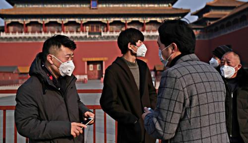 Naikkan Harga Masker Hampir 6 Kali Lipat, Apotek di Beijing Didenda