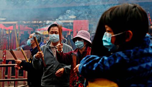 Foto Benarkah Corona Bunuh Ekonomi China? Rektor UI Jawab Begini...