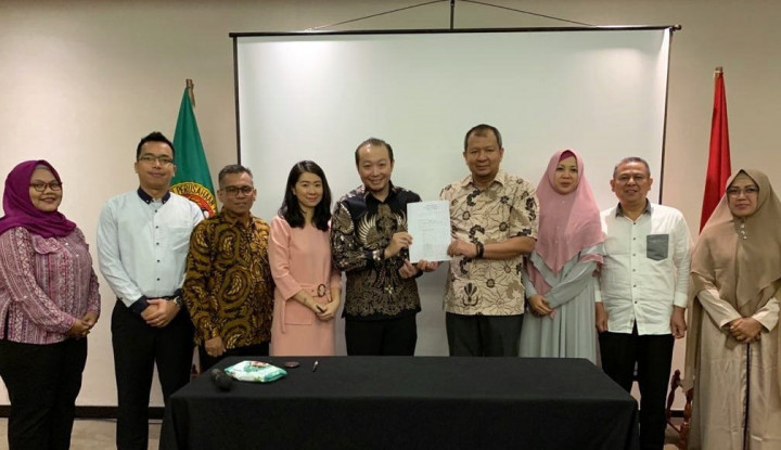 Aspphami dan Perusahaan Malaysia Teken PKS Digitalisasi Bisnis Pengendalian Hama - Warta Ekonomi