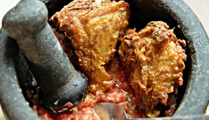 Raup Laba Bisnis Ayam Geprek, Bisa Balik Modal Hanya dalam 4 Bulan - Warta Ekonomi