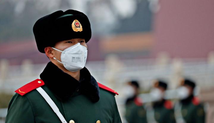 Bentrokan Jarak Dekat, Tentara India dan China Ribut Gunakan Tongkat Besi