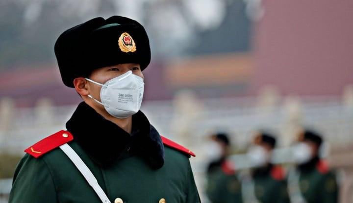 China Hukum 337 Pejabat Karena Virus Corona Makin Tak Terkendali - Warta Ekonomi