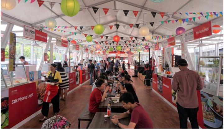 Ada Apa di GoFood Festival Kuningan City? - Warta Ekonomi