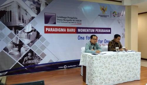 Foto Libatkan Mahasiswa, LPDB-KUMKM Siap Re-Branding Koperasi untuk Milenial