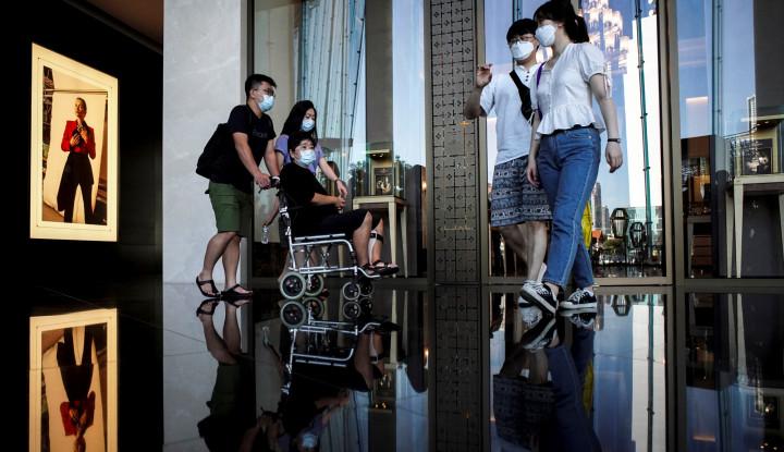 Singapura Bilang Para Pendatang Positif Corona Cuma Jadi Beban Negara - Warta Ekonomi