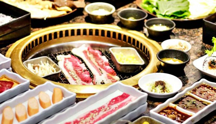 Kupas Tuntas Keuntungan dari Bisnis Restoran 'All You Can Eat' - Warta Ekonomi
