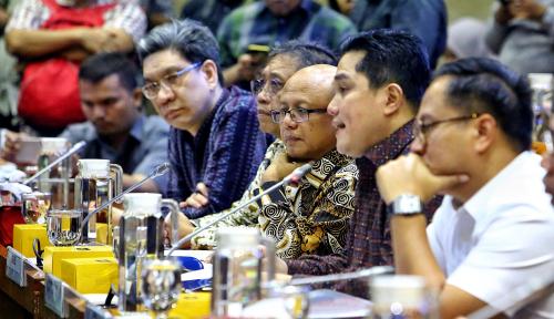 Foto Benny Tjokro Laporkan Dirut Jiwasraya ke Polisi, Kementerian BUMN: Kami Support Pak Hexana