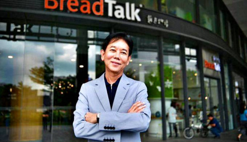 Foto Pendiri BreadTalk Ternyata Seorang Anak Petani, Kisah Hidup dan Semangatnya Bikin Termotivasi