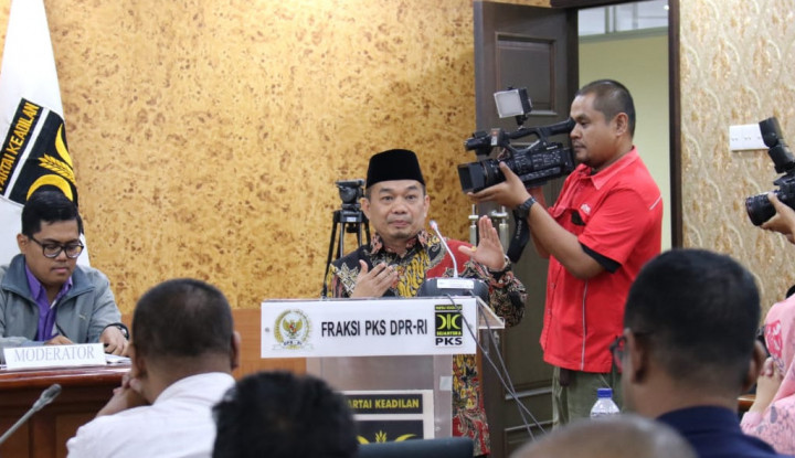 Fraksi PKS DPR Bongkar Skandal Jiwasraya - Warta Ekonomi