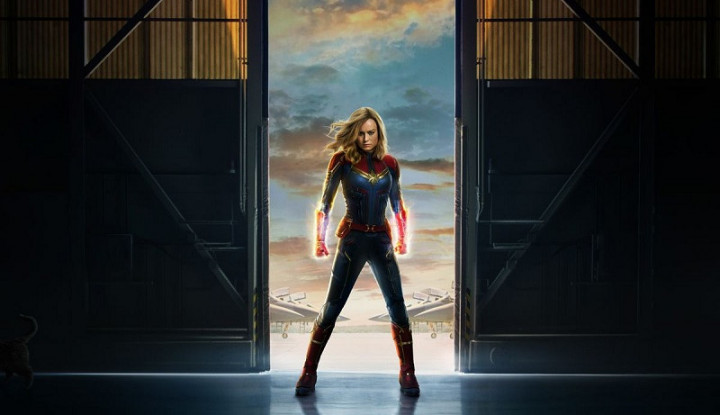 Sebelum Captain Marvel, Brie Larson Pernah Ikut Audisi Film Ini