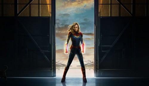 Ngaku Introvert, Brie Larson Curhat Soal Peran Captain Marvel