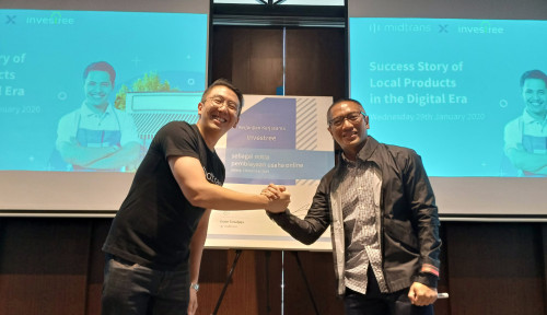 Foto Pembayaran dan Pengadaan Jadi Strategi Bisnis Investree Incar UMKM
