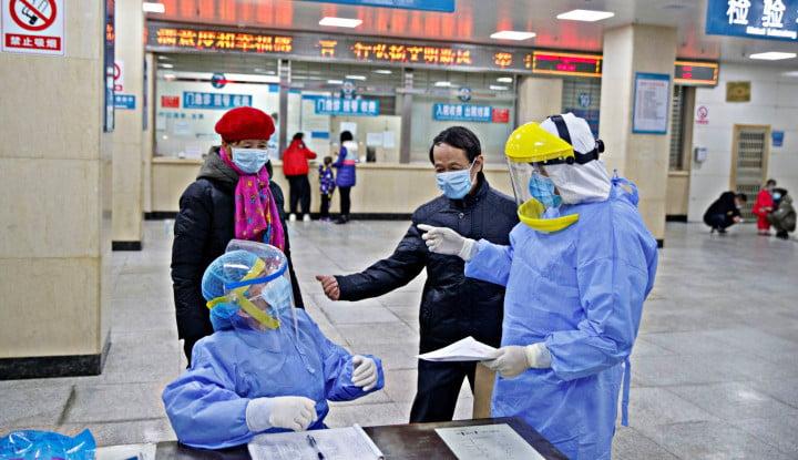 lebih dari 20.000 staf medis sudah dikerahkan, china sangat serius hadapi corona