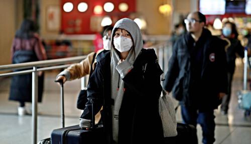Foto Baru Koar-koar Jangan Besar-besarkan Wabah, UEA Kini Konfirmasi Kasus Pertama Virus Corona